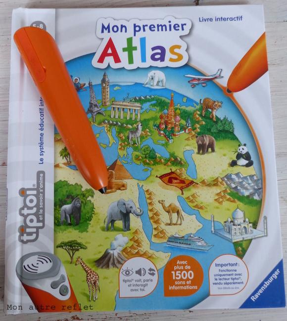 Mon Avis Sur Le Coffret Tiptoi Mon Premier Atlas Mon Autre