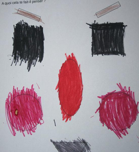 Coloriage formes