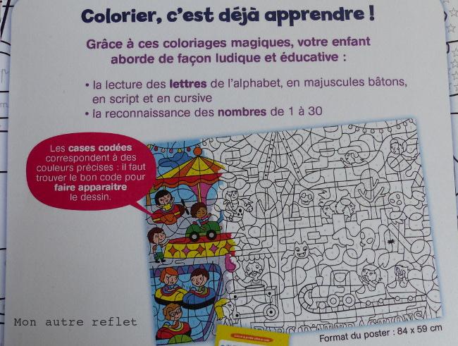 Coloriage Magique Alphabet Majuscule.Mon Avis Sur Coloriages Malins 5 6 Ans Mon Autre Reflet