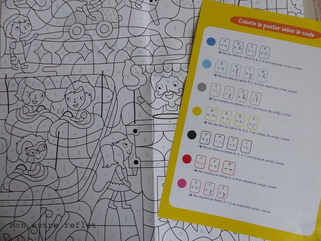 Coloriage Magique Registre De Langue.Mon Avis Sur Coloriages Malins 5 6 Ans Mon Autre Reflet