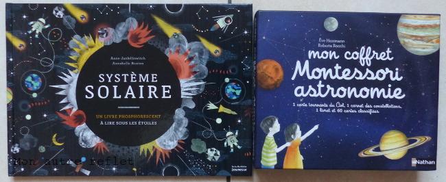 livre sur l'astronomie