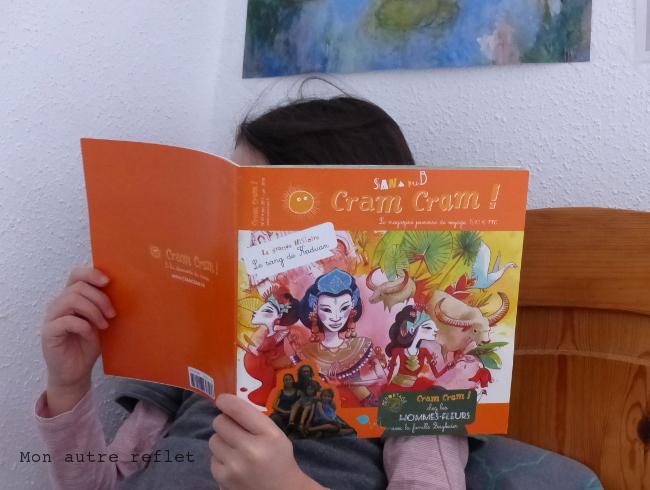 Magazine en IEF pour le CP