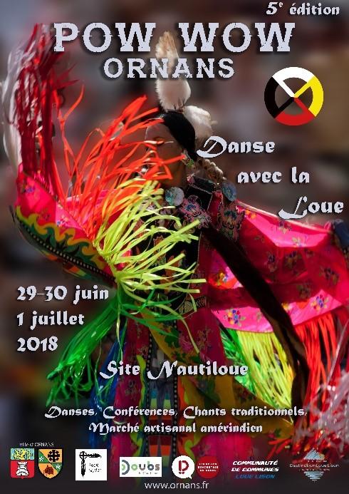 festival powo wow en France