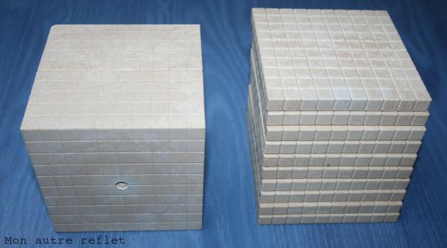 Lubienska correspondance cube millier centaines