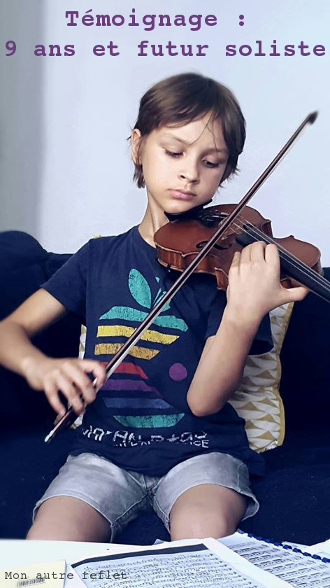 Devenir soliste violon