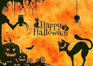 Halloween en cours d'anglais