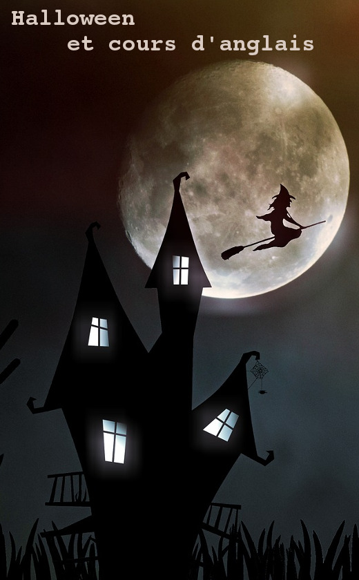 activités en anglais pour Halloween
