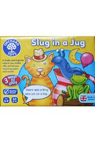 jeu slug in a jug