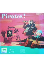 Jeu de société Pirates !