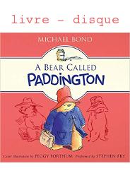 livre disque paddington