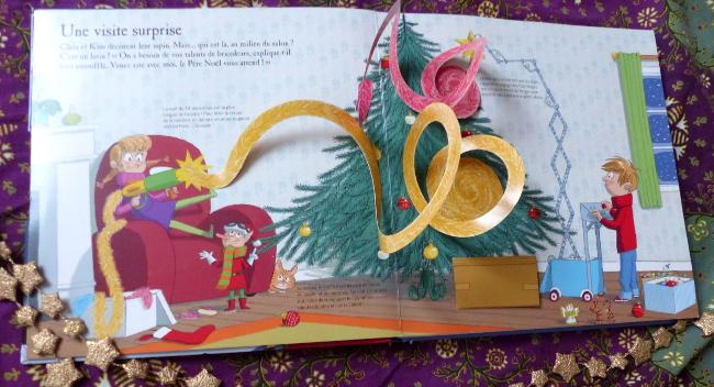 extrait livres de Noël