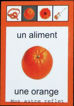 Exemple de carte jeu de 7 familles simplifié pour les maternelles