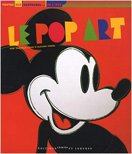 livre sur l'art pour les enfants