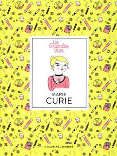 livre sur Marie Curie