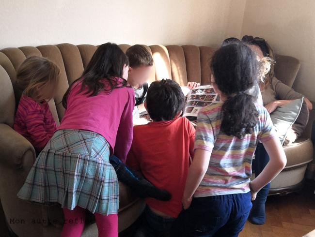 animer un club lecture enfant