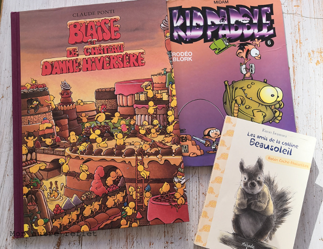 quels livres pour un club lecture enfant