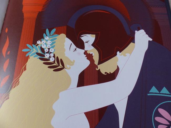Hélène et Ménélas