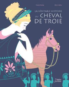 album cycle 2 cheval de Troie