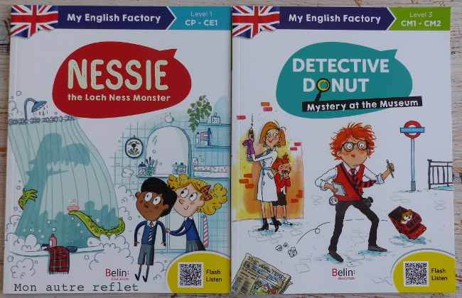 Avis My English Factory