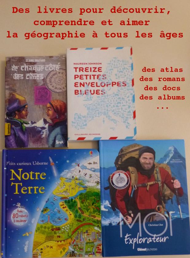 lire et comprendre la géographie