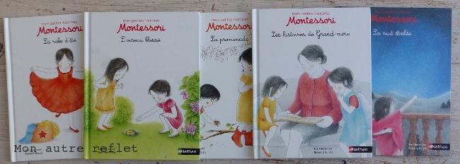 Présentation mes petites histoires Montessori