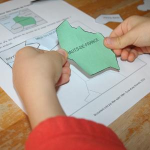 puzzle maternelle Hauts-de-France