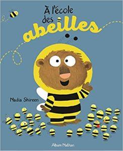 album sur les abeilles