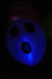 DIY un fantôme en ballon
