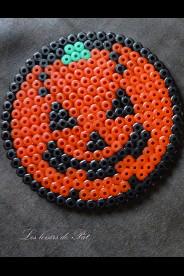 Perles Hama d'Halloween