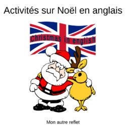 Activités sur Noël en anglais