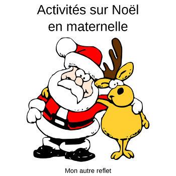 activités Noël maternelle