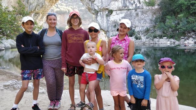IEF et famille nombreuse