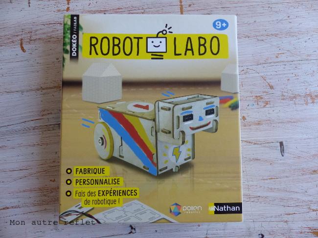 Avis Robot Labo Nathan