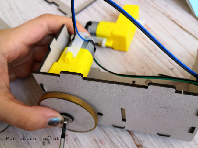 Montage Robot Labo