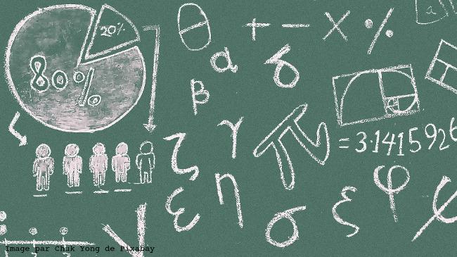 Les maths pour apprendre l'effort ?