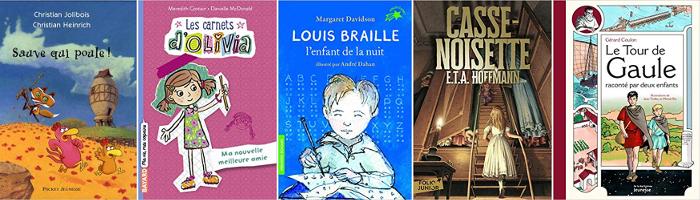 avis lectures d'enfants et d'adultes