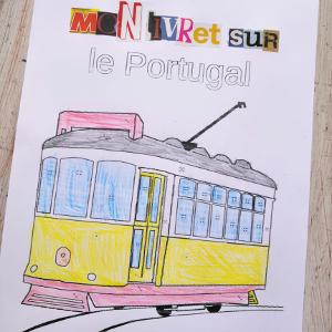 Personnaliser la couverture du livret sur le Portugal
