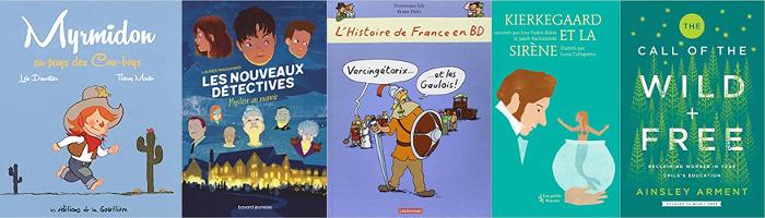 lectures parents enfants en IEF