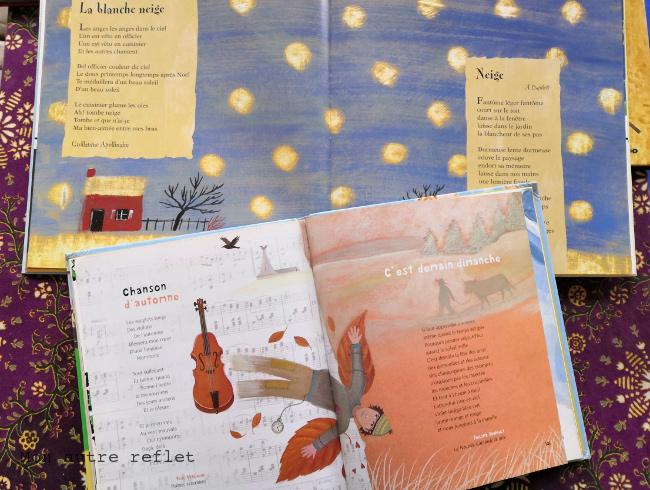 Recueils de poésies pour enfants