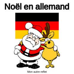 Activités sur le thème de Noël en allemand
