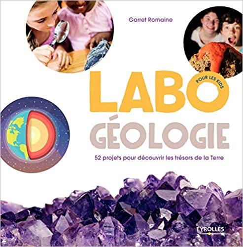livre de géologie pour enfant