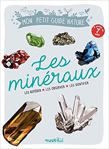 livre sur les minéraux