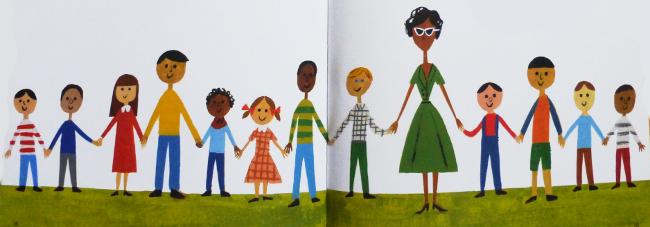 Extrait de Joséphine Baker, la danse, la résistance et les enfants