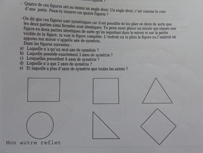 Géométrie frères lyons