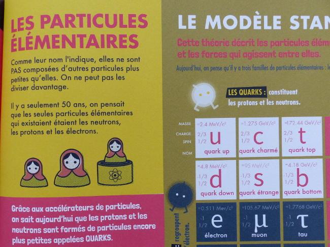 livre enfant sur la physique quantique