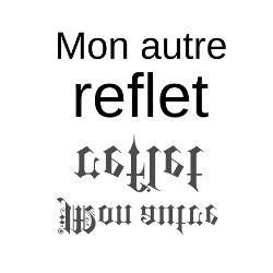 Logo de Mon autre reflet