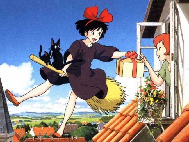 Film Kiki la petite sorcière