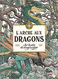 beaux livres enfants avec dragons
