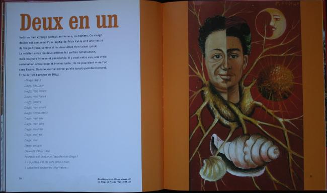 Extrait frida Kahlo une peinture de combat