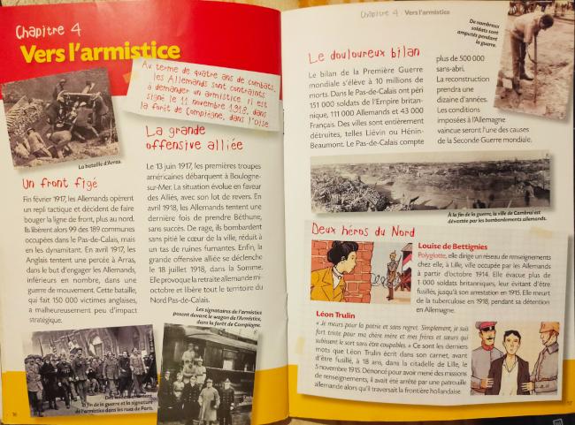 Documentaire bataille de l'Artois